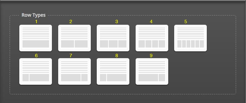 Web Design Page Layouts